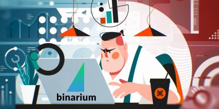 How to Create an Account and Register with Binarium